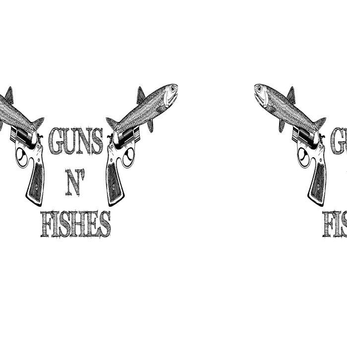 Guns n' Fishes Leggings