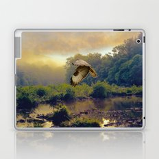 Morning Buzzard Laptop & iPad Skin