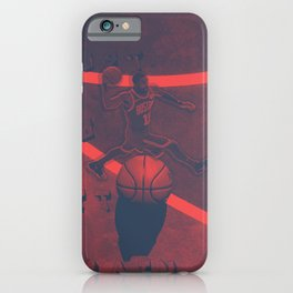 just do it again iPhone Case