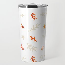 Watercolor autumn Travel Mug