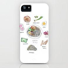 Ramen iPhone (5, 5s) Slim Case