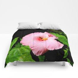 Bee Paradise Comforters