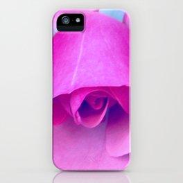Pin Rose II iPhone Case