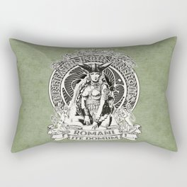 Boudicca: Original Nationalist Rectangular Pillow