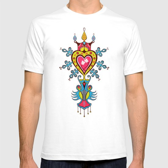 The Heart Rules T-shirt