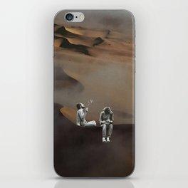 U AND HIGH iPhone Skin