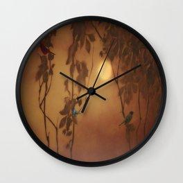 UNCOMMON FRIENDS Wall Clock