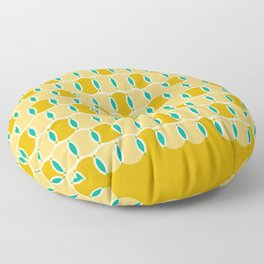 Connect Yourself Midday Floor Pillow