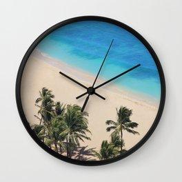 Hawaii Dreams Wall Clock