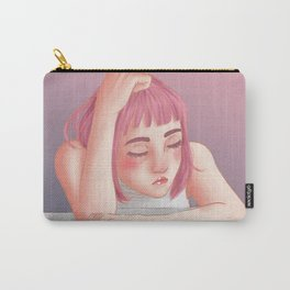 Will I Fall Asleep Before I Fall - Carry-All Pouch