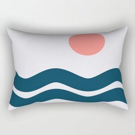Nautical 06 No.1 Rectangular Pillow