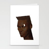 phil jones Stationery Cards featuring Jones by Heinz Aimer