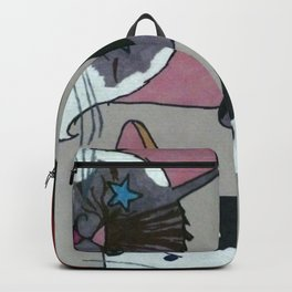Early Morning Wakeup Backpack