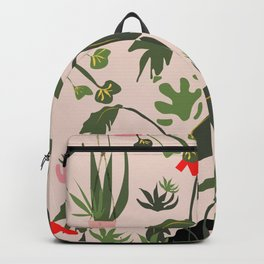 Rose Gilrs Party Backpack
