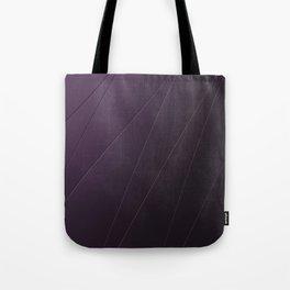 Berry Metal Tote Bag