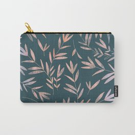 Colorful Foliage Pattern Carry-All Pouch