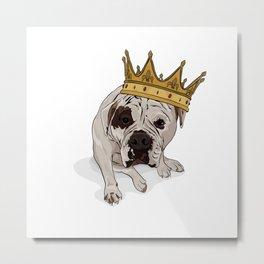 Queen Zoe Metal Print