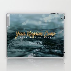 Your Kingdom Come Laptop & iPad Skin