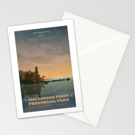 MacGregor Point Provincial Park Stationery Cards