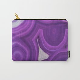 Geode Crystal Carry-All Pouch