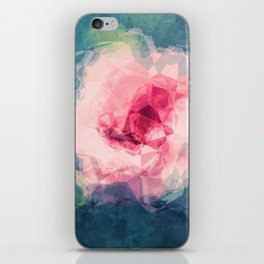 Abstract Flower II iPhone Skin