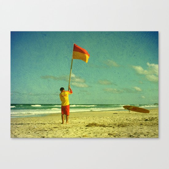 Declaration of Summer Canvas Print