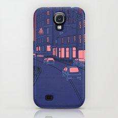 City Lights Galaxy S4 Slim Case