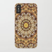 blink 182 iPhone & iPod Cases featuring Mandala 182 by Patterns of Life