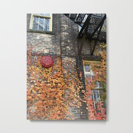 Krug Factory Metal Print