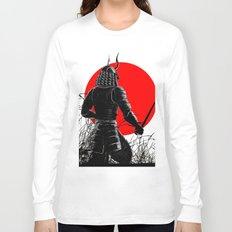 The way of warrior Long Sleeve T-shirt