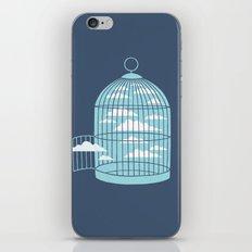 Free As a Bird iPhone & iPod Skin