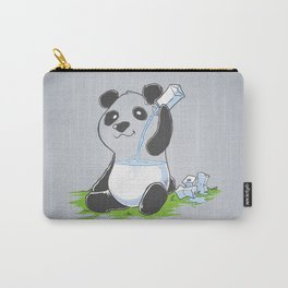 Panda in my FILLings Carry-All Pouch