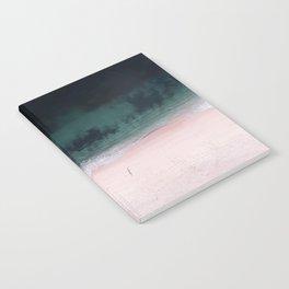 The purple umbrella Notebook