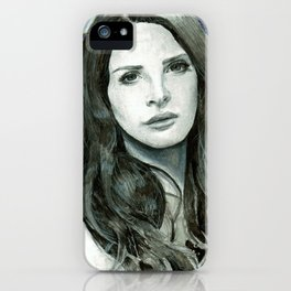 ULTRAVIOLENCE iPhone Case