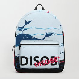 DIS Obey Whale Backpack