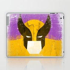 Logan grunge Laptop & iPad Skin
