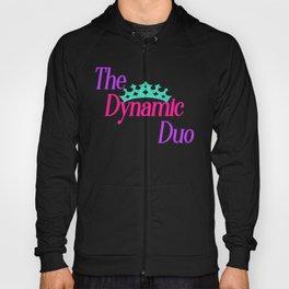 Dynamic Duo Logo Hoody