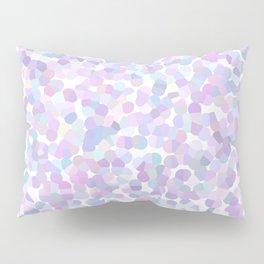 Geometric abstract lavender texture Pillow Sham