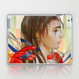 Ribbon Laptop & iPad Skin