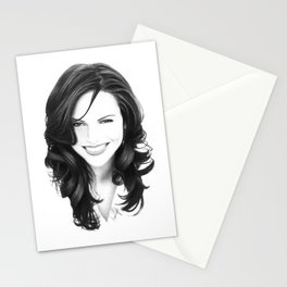 lana I Stationery Cards