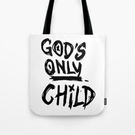 Gods Only Child Tote Bag