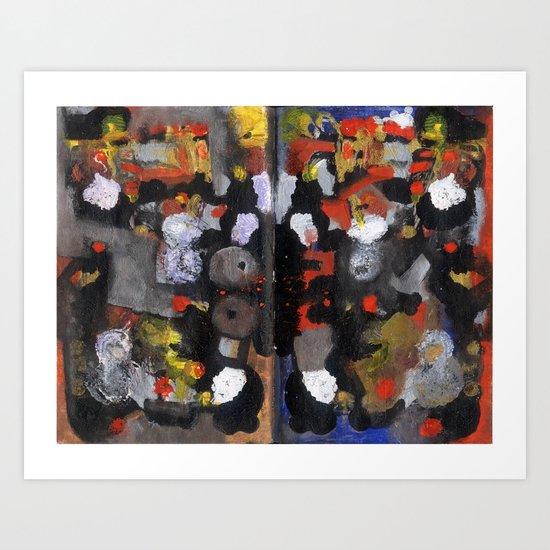 1996 viii (a) Art Print