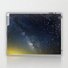 Milky Way bokeh Laptop & iPad Skin