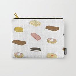 biscui - biscuit pattern Carry-All Pouch