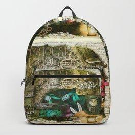 Alice of Wonderland Series Backpack