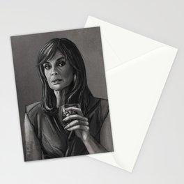 DALLAS - SUE ELLEN EWING Stationery Cards