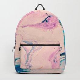 Ebb & Flow Marble Backpack