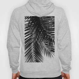 Tropical Vibes | Black and White Hoody