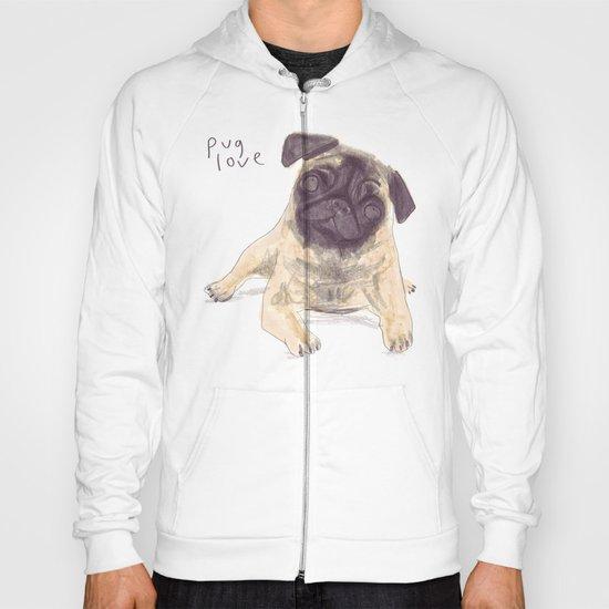 Pug Love Hoody