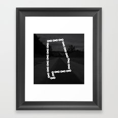 Ride Statewide - Alabama Framed Art Print
